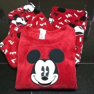Mickey Mouse Pajama Set